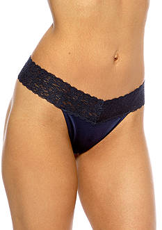 Maidenform® Dream with Lace Thong - 40156