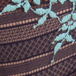 Women's Bikini Underwear: Peacoat/Gulf Stream Wacoal Embrace Lace Bikini - 64391