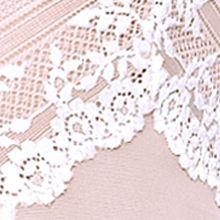 Wacoal: White Wacoal Embrace Lace Chemise - 814191