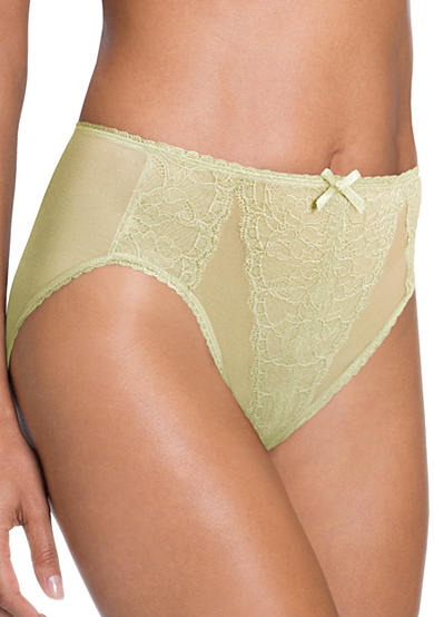 Wacoal Retro Chic High-Cut Brief - 841186