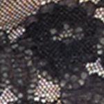 Plus Size Lingerie: Full Figure: Black Wacoal Insider Underwire Bra - 851212