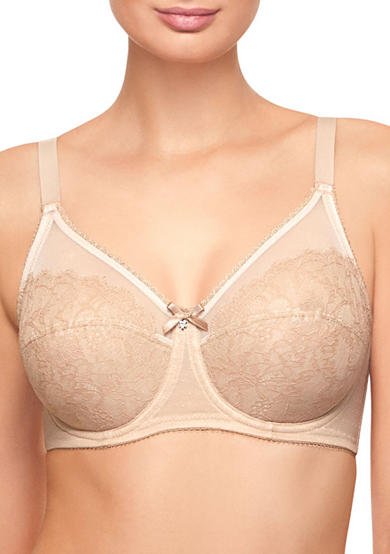 Wacoal Retro Chic Full Figure Underwire Bra - 855186