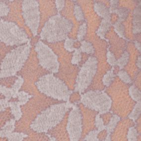 Purple Plus Size Panties: Cappuccino Wacoal Halo Boyshort - 870205