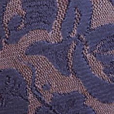 Purple Plus Size Panties: Peacoat Wacoal Awareness Hi-Cut Brief - 871101