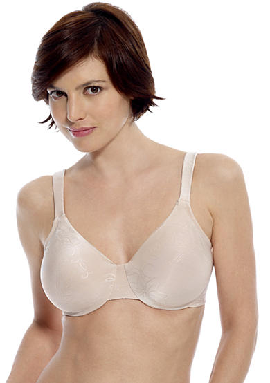 Lilyette® Dream Bra Back Smoothing Jacquard Minimizer - 0455