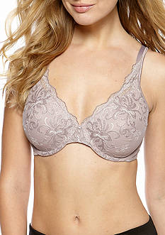 Playtex Secrets Side Smoothing Embroidered Underwire Bra - 4513