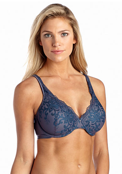 Playtex® Secrets Side Smoothing Embroidered Underwire Bra - 4513