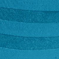 Juniors Bikini Panties: Real Turquoise Jockey Matte Shine Bikini - 1305