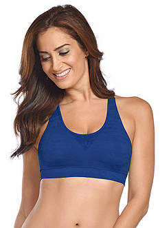 Jockey® Sporties Seam Free Crop Sports Bra -  2135