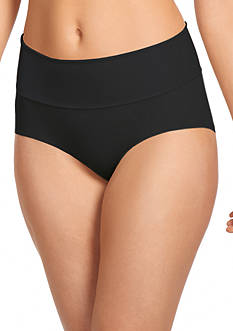 Jockey® Slimmers Matte Shine Brief - 4190