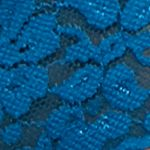 New Directions: Cyan Deep New Directions Lace String Bikini - 15J143