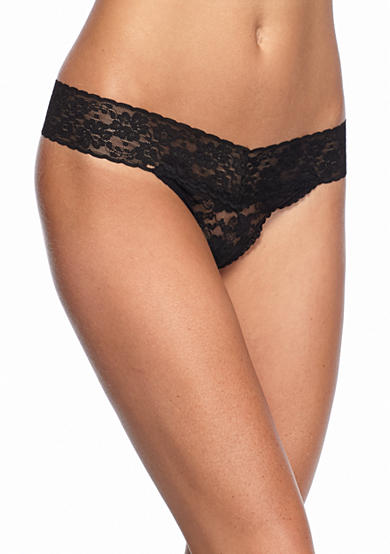 New Directions® Intimates V-Lace Thong - 16J113