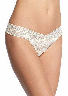 New Directions® V-Lace Thong - 16J113