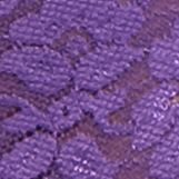 Thongs for Women: Cabo Purple New Directions Intimates V-Lace Thong - 16J113