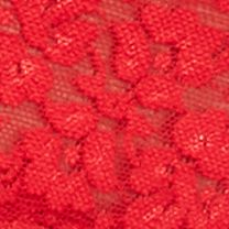 Women: Thong Sale: Tango Red New Directions Intimates V-Lace Thong - 16J113