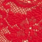 Women: Thong Sale: Tango Red New Directions Plus Size Lace Thong - 16J33X