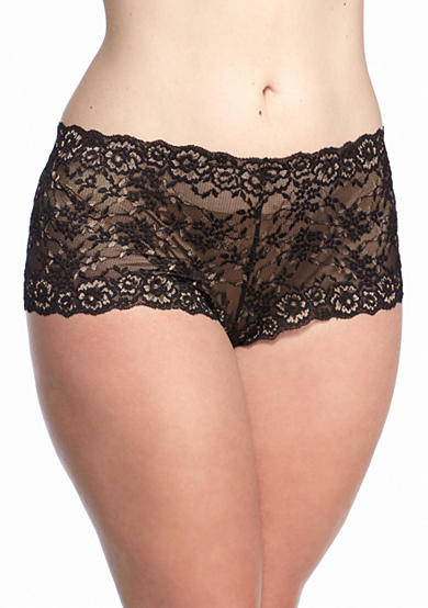 New Directions® Intimates Plus Size Lace Colorway Hipster - P19J098