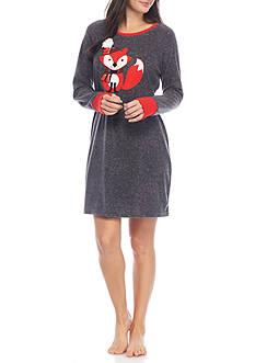 PJ Couture Gray Fox Sleepshirt