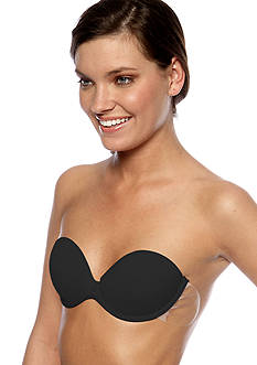Fashion Forms Go Bare Backless Push Up Bra - 16530
