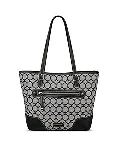 Nine West 9's Jacquard Tote