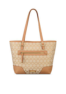 Nine West 9 Jacquard Small Tote
