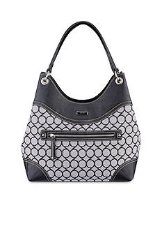 Nine West 9s Jacquard Shoulder Bag