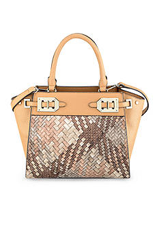 Nine West Gleam Team Mini Satchel
