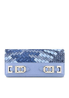 Nine West Gleam Team Continental Wallet