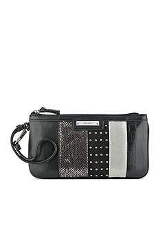Nine West Pretty Little Things Patchwork Wristlet