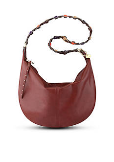 Nine West Anwen Large Messenger Hobo