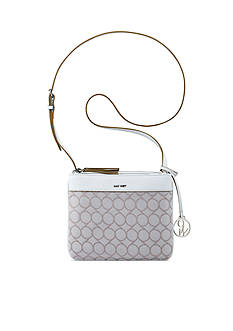 Nine West 9s Jacquard Crossbody Bag