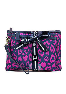 New Directions 2-Piece Cosmetic Case With Wristlet