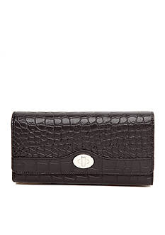 New Directions® Croco File Master Clutch