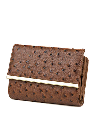 Kim Rogers® Ostrich Amsterdam Wallet
