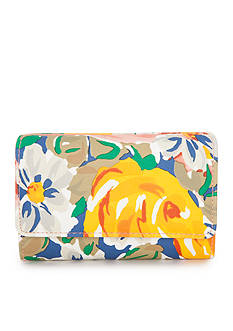New Directions Warm Sun Floral Amsterdam With RFID Wallet