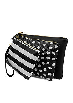 New Directions Triple Play Wristlet