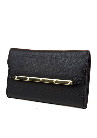 New Directions® Modern Chic Saffiano Take Out Clutch