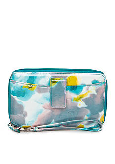 New Directions® Water Pansy Keep It Together Wallet