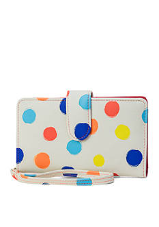 New Directions® All Charged Up Wristlet With RFID