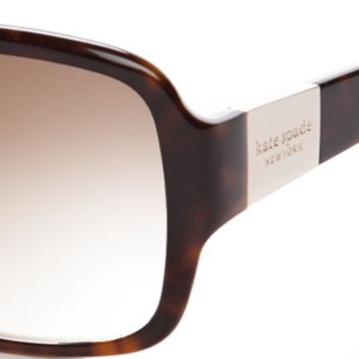 Fashion Sunglasses: Brown Multi kate spade new york Lulu Sunglasses
