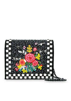 Mary Frances Checkmate Evening Bag