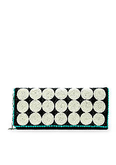 Mary Frances Spin Out Clutch