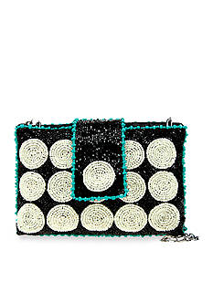 Mary Frances Mini Spin Out Evening Bag