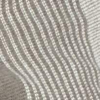 Winter Scarves for Women: White Echo Stripe Blanket Wrap