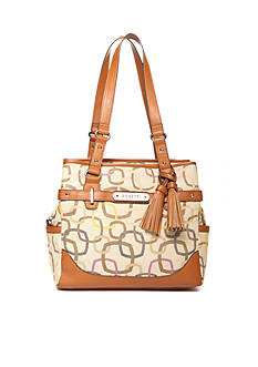 Rosetti Hide And Go Chic Double Handle Bag