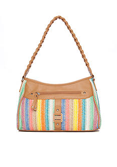 Rosetti Braidy Bunch Hobo Bag