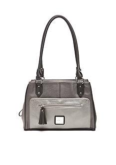 Rosetti Worth The Tassel Satchel Bag