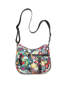 Lily Bloom Convertible Hobo