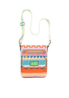 Lily Bloom Tablet Crossbody