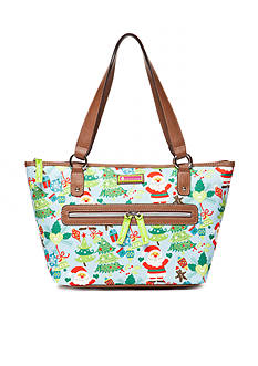 Lily Bloom Christmas Tote